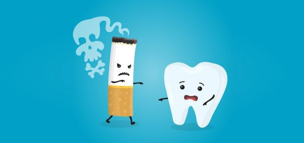 Effects of Smoke on Teeth