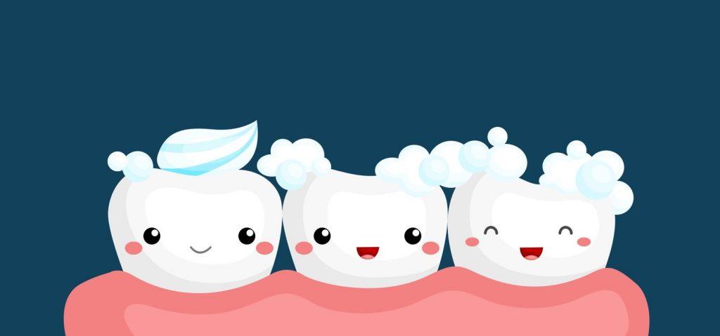 Washing Your Teeth Fact